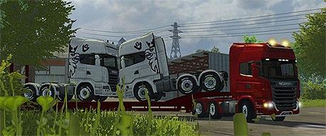 Scania R730 V 8 v 2.2