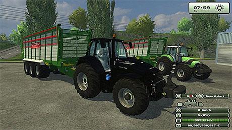 Deutz Agrotron 7250 v 1.3 BLACK BEAUTY