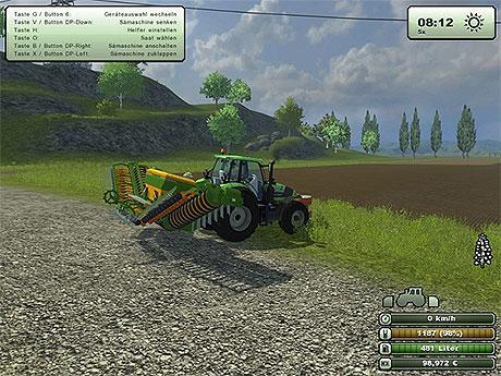 Amazone Seeder