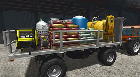 Pichon-Slurry-Tanker - Farming simulator 2013, 2015 mods