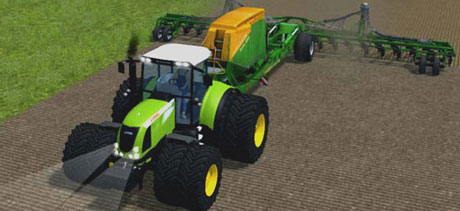 Claas Arion Pegas v 2.0