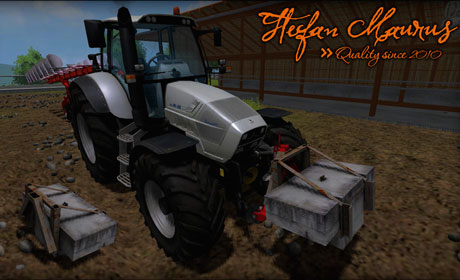 krone comprima black white v 1 0 farming simulator 2013. Black Bedroom Furniture Sets. Home Design Ideas