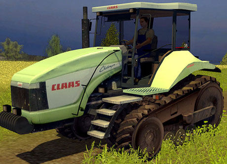 Claas Challenger 35 v 1.0