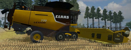Claas Lexion 770TT American Version v 2.0