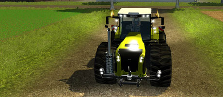 Claas Xerion 5000 Trac VC Final Version
