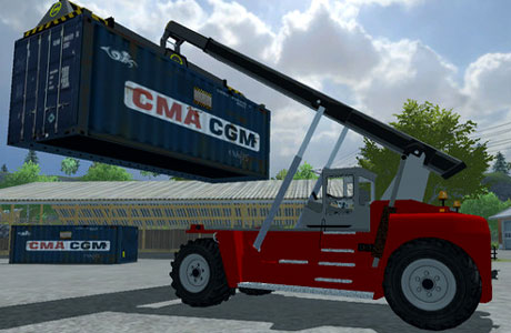 Container Lifter Final