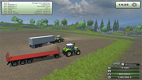 Agroliner 40 Bale Tral