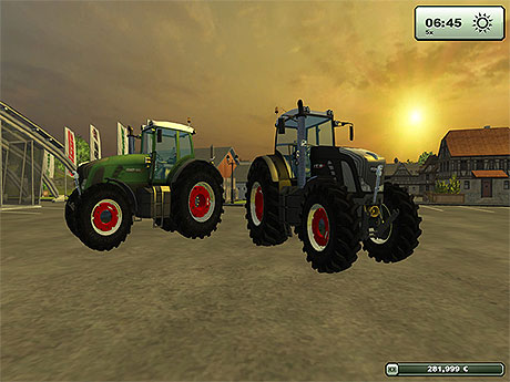 Fendt Vario 936 BB And Normal v 2.0
