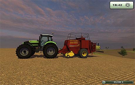 New Holland BB980 v 1.0