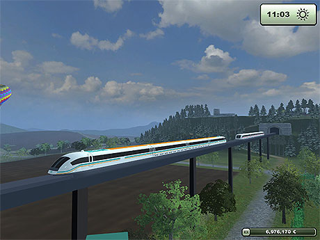 Magnetbahn 4 v 1.0