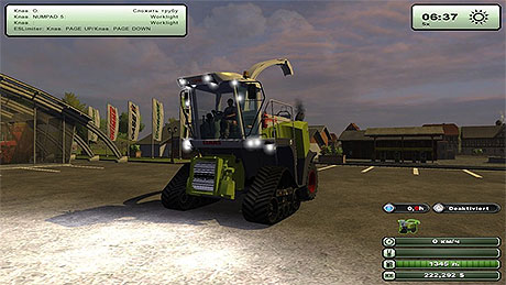 Claas Jaguar 980 TT Without Cutting v 1.0 BETA
