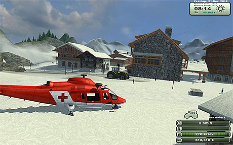 Snow Special Farming 2013 Map v 1.0