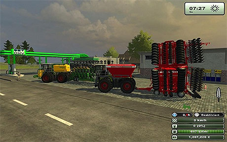 Claas Xerion 3800 SaddleTrac With Accessories v 3.0