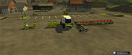 Claas Tucano Complete Package v 4.1