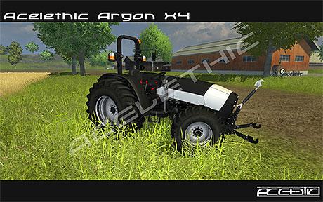 Acelethic Argon X4 v 1.0