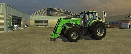 Deutz Agrotron TTV 6190 v 1.0