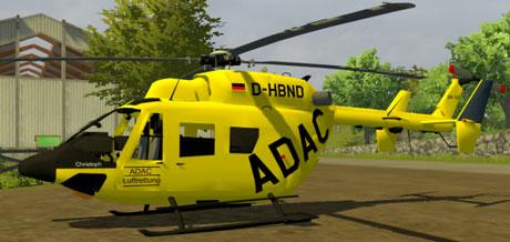 MBB BK 117 ADAC v 1.0