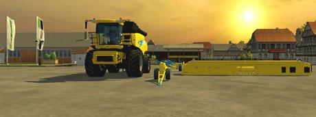 New Holland Cr 9090 v 2.0