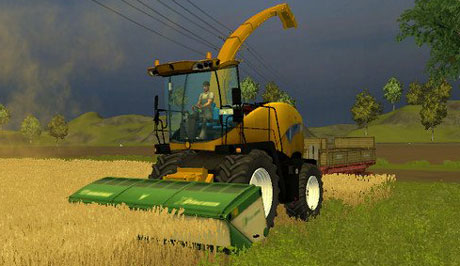 New Holland FR9090 v 1.0