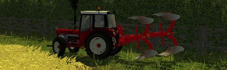 2 Hinges Ploughs v 3.0