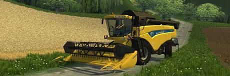 New Holland CX 5080 v 1.0