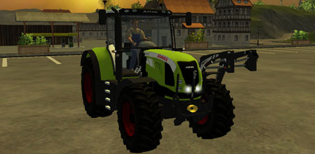 Claas Arion 640 v 1.0