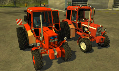 Belarus MTS 82 Turbo Pack v 1.0