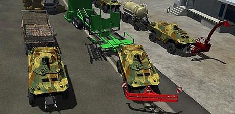 BRD Tanks v 1.0 BETA