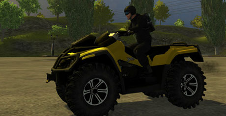 CAN AM Outlander 1000XT v 1.0