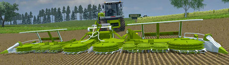 Claas Orbis 900 Fully Animated v 1.0