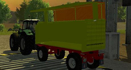 Conow HW 180 v 9.0 Green