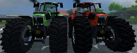 Deutz Agrotron X720S And X720SR v 2.0