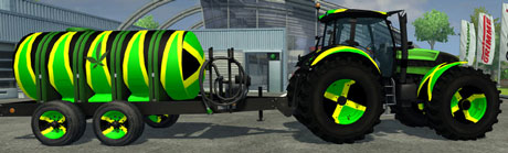 Deutz Jamaica Edition v 1.0