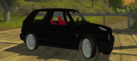 Golf GTI 2 v 2.0 Fixed