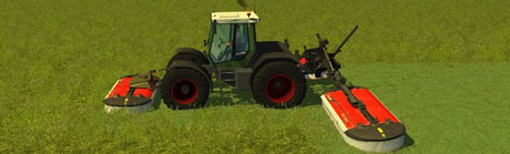 Fendt Xylon With Cargo Loader v 4.0