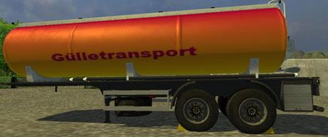 gulletransporter