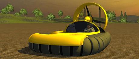 Hovercraft v 1.0