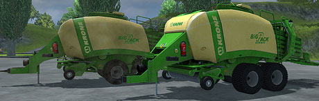 Krone Big Pack 1290 XC HDP v 1.0