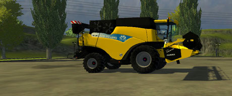 New Holland Cr 9090 v 3.0
