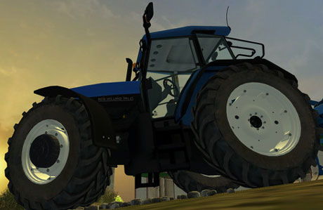 New Holland TM115 v 2.0