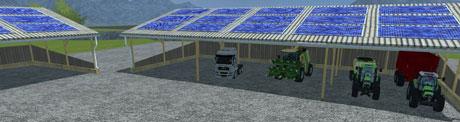 Shelter With Solar v 2.0