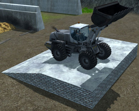 Mods 2013 | Ramp For Manure v 1.0 in Farming Simulator 2013 Others