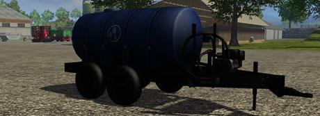 watertrailer