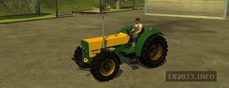 Buehrer 6135 A v 1.0 Without Cab