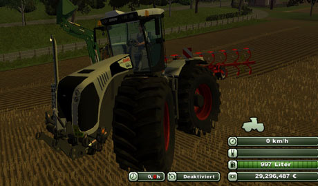 Claas Xerion 5000 VC v 2.0 Silver Edition