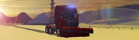 Scania R730 Snow Edit