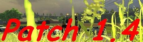 Landwirtschafts Simulator 2013 – Update 1.4