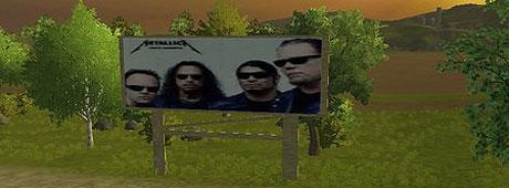 Metallica Sign v 1.0