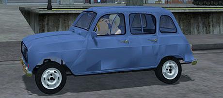 Renault 4L v 1.0