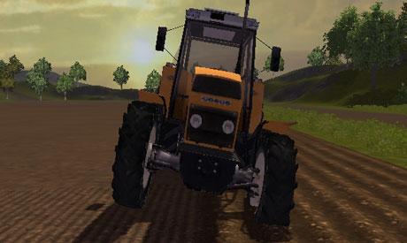 Ursus 1224 Ploughing Spec v 1.0